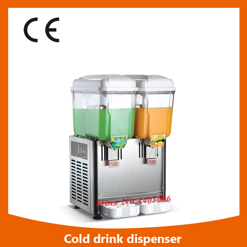 Professional Industrial electric beverage  drink dispenser machine S/S  soda dispenser cooler magic electric automatic tap water drink beverage dispenser spill proof party automatic drink dispensers home essential white