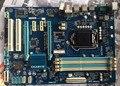Для Gigabyte GA-Z77P-D3 Оригинальный Б Z77P-D3 Рабочего Материнская Плата Для Intel Z77 Socket LGA 1155 Для i3 i5 i7 DDR3 ATX На Продажу