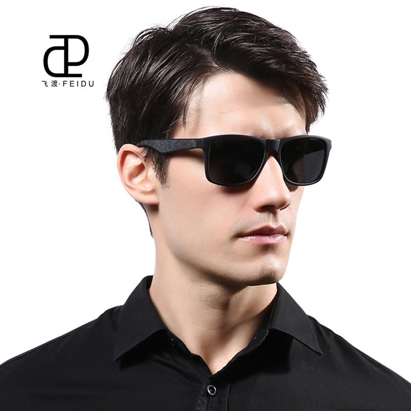 FEIDU Klasická značka Polarizované originální sluneční brýle - Příslušenství pro oděvy