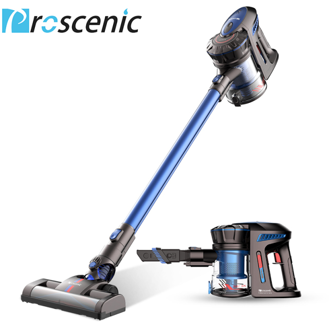 proscenic p8 cordless vacuum cleaner lightweight large suction stick handheld portable vacuum 3