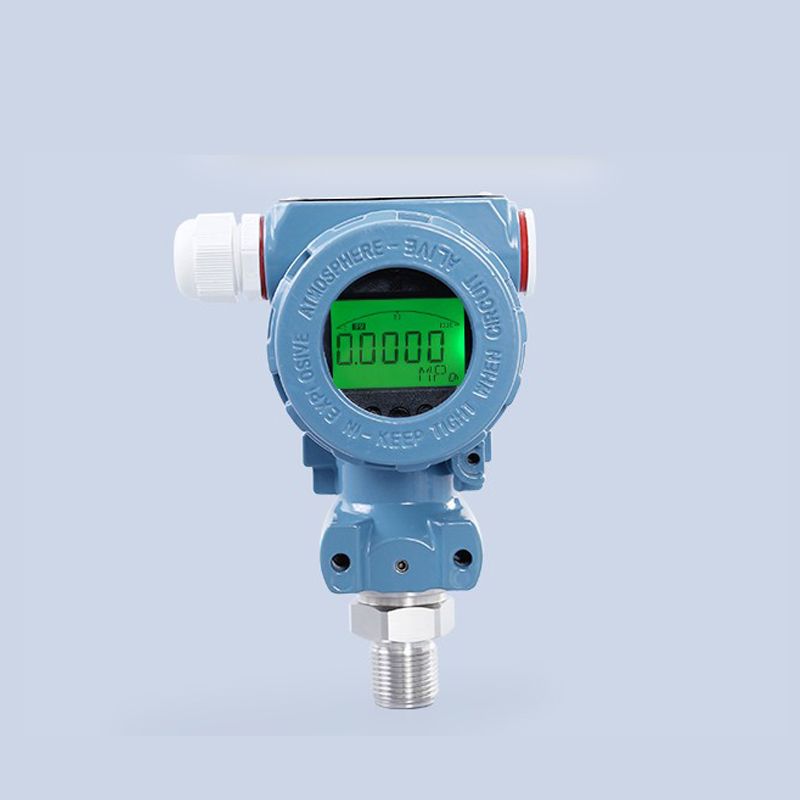 2088 Diffused Silicon Intelligent Pressure Transmitter 4-20ma Industrial Explosion-proof LCD Display Pressure Transmitter 1 pcs pressure measuring instrument range 0 0 6pma pressure transmitter pressure sensor 4 20ma diffused silicon chip
