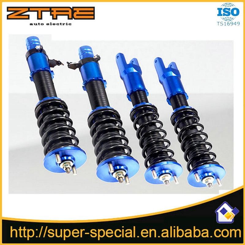 Высокое качество регулируемая синий coilover подвеска наборы для 96 00 hon * DA civ * c EK пружины стойки амортизаторы Весна суспензии