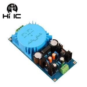 Image 2 - LM317/LM337 régulateur réglable double tension régulateur Module dalimentation carte 220V entrée double tension sortie