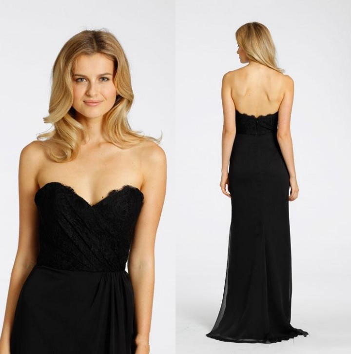 Compare Prices on Black Sweetheart Bridesmaid Dress- Online ...