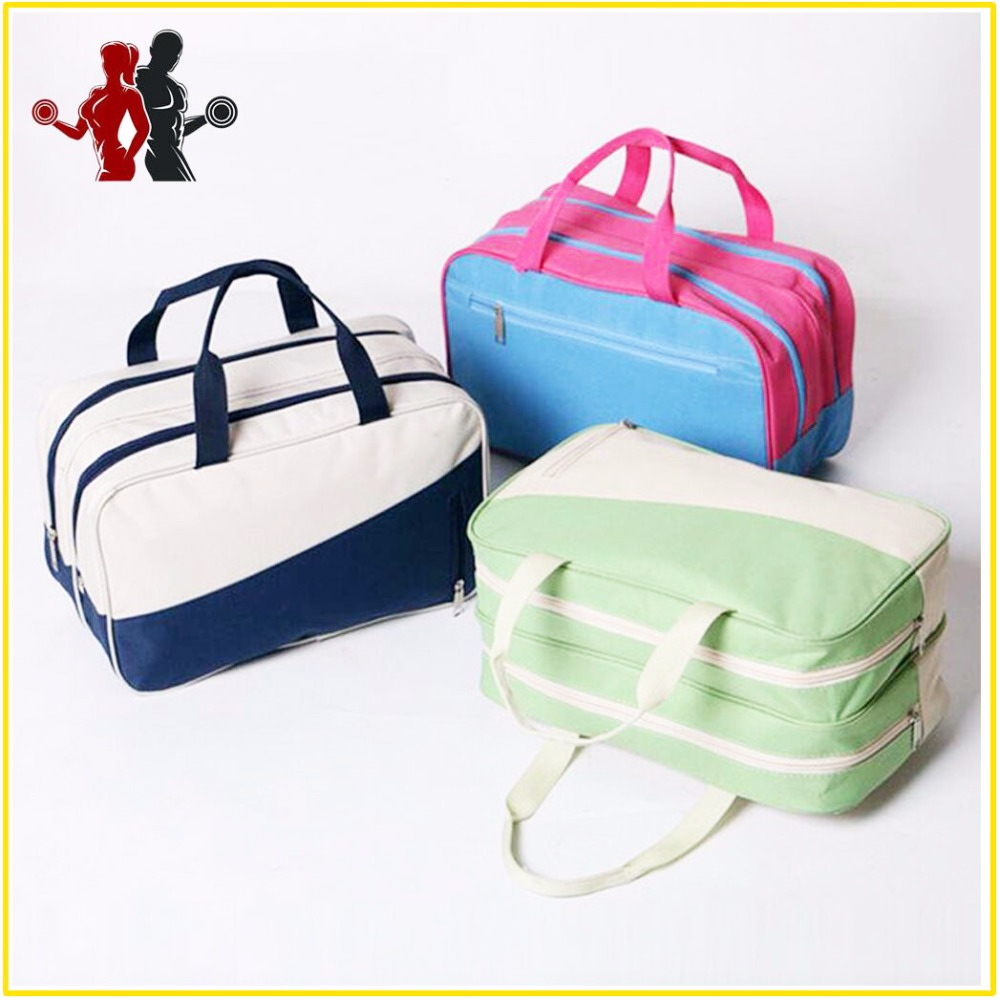 Travel Luggage Duffle Bag Lightweight Portable Handbag Button Large Capacity Waterproof Foldable Storage Tote