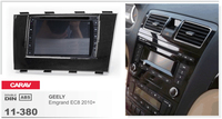 Navirider Android 8.0 radio tape recorder octa Core 4GB RAM 32GB rom (frame+DVD series) fit for GEELY Emgrand EC8 2010+ car dvd