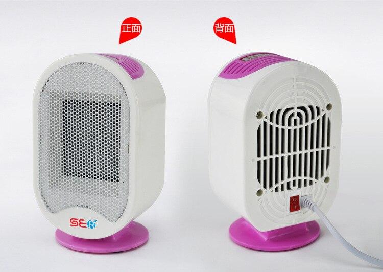 MinF02-4, bezmaksas piegāde, pārnēsājamais sildītājs, rūpnīca tieši piegādā ziemas karsto salonu mājas AC220V, elektriskā galda mini sildītājs