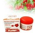 Ruso súper ventas de ácido hialurónico goji berry crema facial wolfberry níspero blanqueamiento antiarrugas crema hidratante