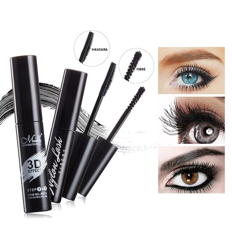 34726eaeb73 Curling Thick Mascara Volume False Eyelashes Hair Waterproof Cosmetics Eyes  Para