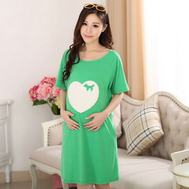 https://ae01.alicdn.com/kf/HTB1Ba.7JXXXXXa.XVXXq6xXFXXXg/Knee-length-Nursing-clothes-pregnant-women-maternity-dress-summer-Breastfeeding-lactating-loose-cotton-dress-pregnancy-gravidity.jpg_640x640.jpg