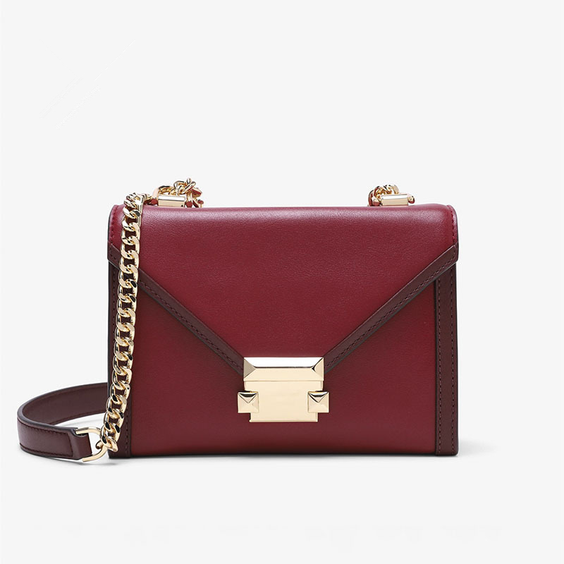 Luxury Designer Genuine Leather Handbags women Messenger Bag female Crossbody Shoulder bags Chain envelope purse bolso mujer sacLuxury Designer Genuine Leather Handbags women Messenger Bag female Crossbody Shoulder bags Chain envelope purse bolso mujer sac