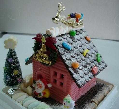 Trodimenzionalni kalup za kuće od čokolade / koliba od čokolade / - Kuhinja, blagovaonica i bar - Foto 3