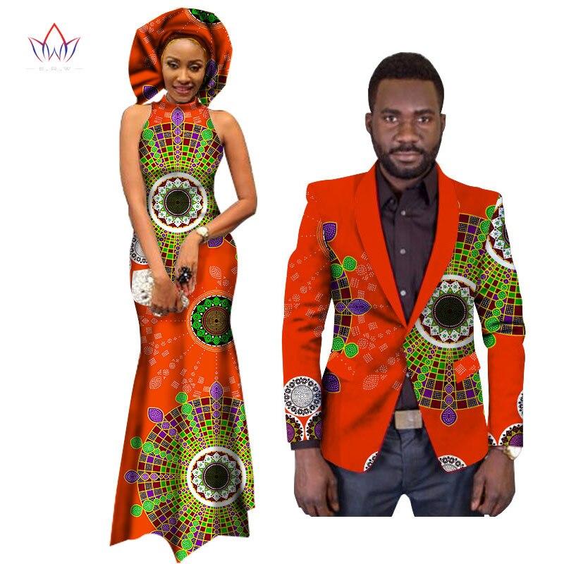 Afrikanska klänningar för kvinnor afrikansk klänning Bazin Riche - Nationella kläder - Foto 2