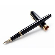 Fountain pen Iraurita Golden Clip pens caneta tinteiro Baoer 388 material escolar school supplies 6298 цена в Москве и Питере