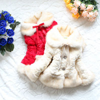 Cute Girl Casual Outerwear Autumn Winter Baby Coat Girl Jacket Infantil Casaco Kids Casual Clothes Children