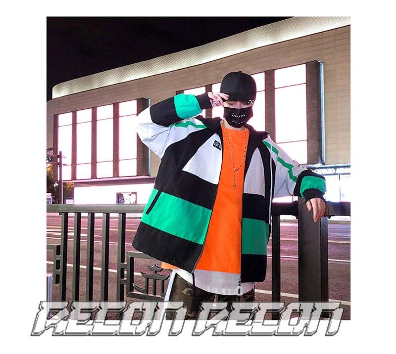 Autumn Spring Jacket Windbreaker Korean Men Hip Hop (12)