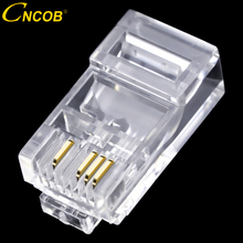 cncob rj45 8p4c Monitoring Network Connector RJ-45