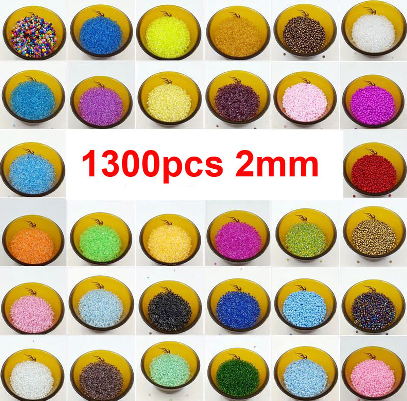 Wholesale 300pcs 4mm Czech Glass Seed Spacer Beads Jewelry Making Diy U Pick Jewelry & Accessories