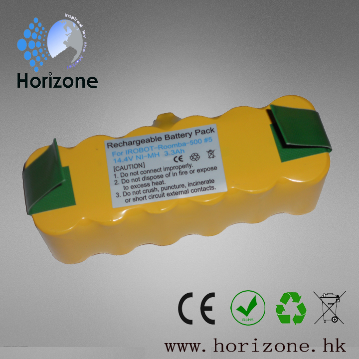 14.4V 3.3Ah Ni-MH Replacement battery for iRobot Scooba 450  Floor Mopping Cleaner ni mh 12v 3 0ah replacement for bosch tool battery 2607335709 2607335249 2607335261 2607335262 2607335273 gsr12 1gsb12ve 2