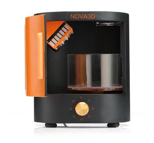 Nova3d machine de polymérisation UV de bureau pour les modèles de résine d'imprimante SLA/DLP/LCD 3D