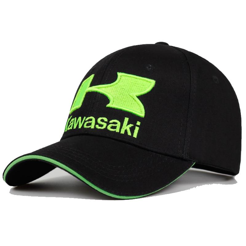 Summer Baseball Caps Womens Men's Fashionable Brand Hats Street Hip Hop Adjustable Hat Suede Hats For Men Kawasaki Snapback Caps