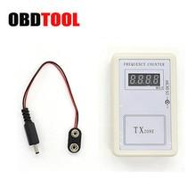 ObdTooL Remote Control Transmitter Mini Digital Frequency Counter 250MHZ-450MHZ for Auto Door Etc Burglar Alarm Controller JC10