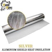 Aluminium Foil Shield Heat Insulation anti corrosion scratch prevention Sound Absorption heat absorption40inch*118inch 100*300cm