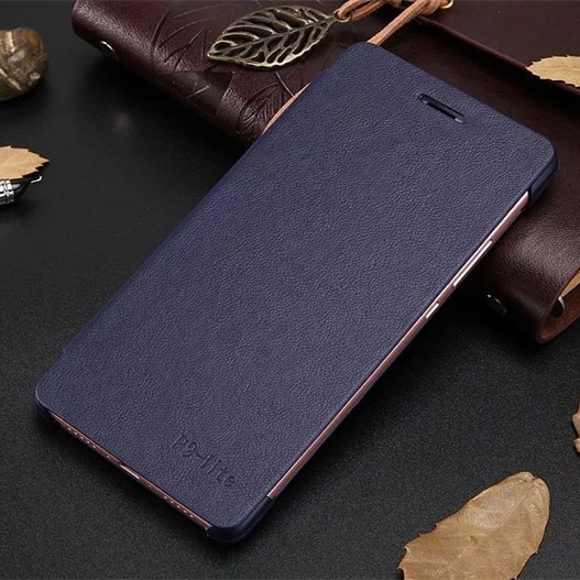 2016 High quality Huawei P9 Lite Business Leather Case For H