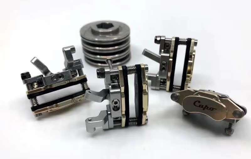Disc brake set decoration parts for Capo JKMAX 1 10 crawler rc car A set