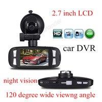 High Quality Car DVR Camera DVR HD 1080P Recorder Video Night Vision Carcam Dash Cam H200
