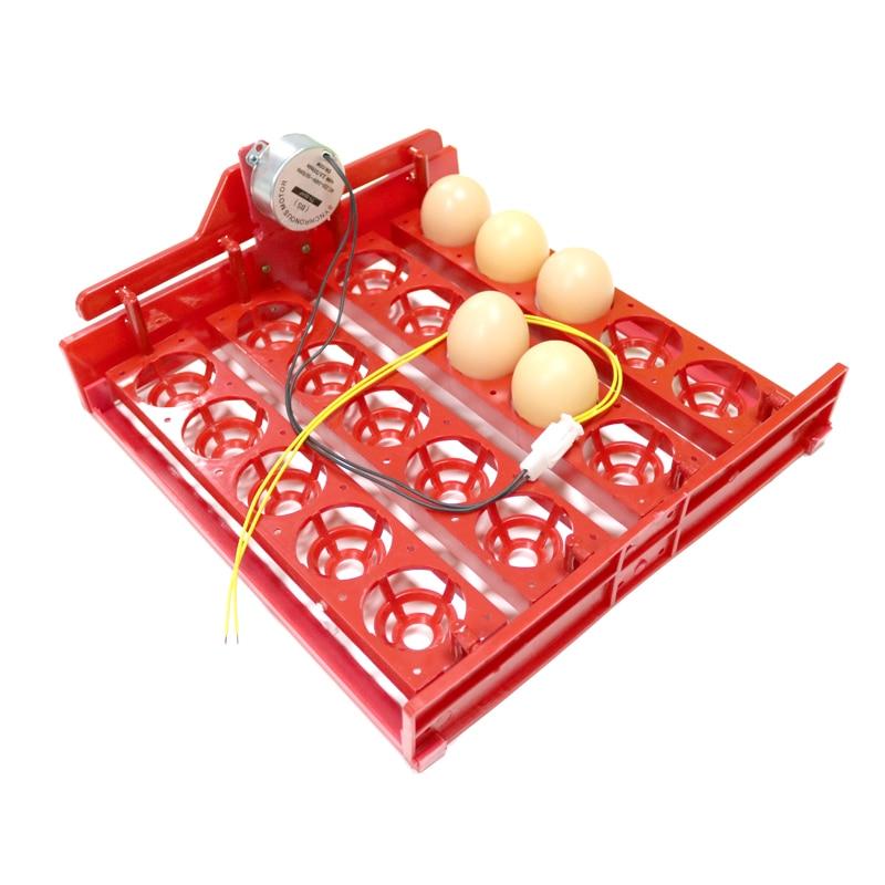 20 Yumurta İnkubatoru Yumurta Tepsisini Eggtester Avtomatik olaraq - Ev heyvanları və zoo məhsullar - Fotoqrafiya 4