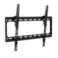 무료 배송 TV 마운트 브래킷 블랙 색상 26 55 인치 LED LCD 텔레비전 HDTV 평면 패널 벽 설치 범용 사용하여