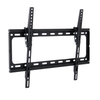 Free Shipping TV Mount Bracket Black Color For 26 To 55 Inch LED LCD Television HDTV Flat Panel Wall Install Universal Using