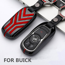 New Zinc alloy Protection Car Key Case Cover for OPEL Astra Buick ENCORE ENVISION NEW LACROSSE Rings Protect Shell Styling