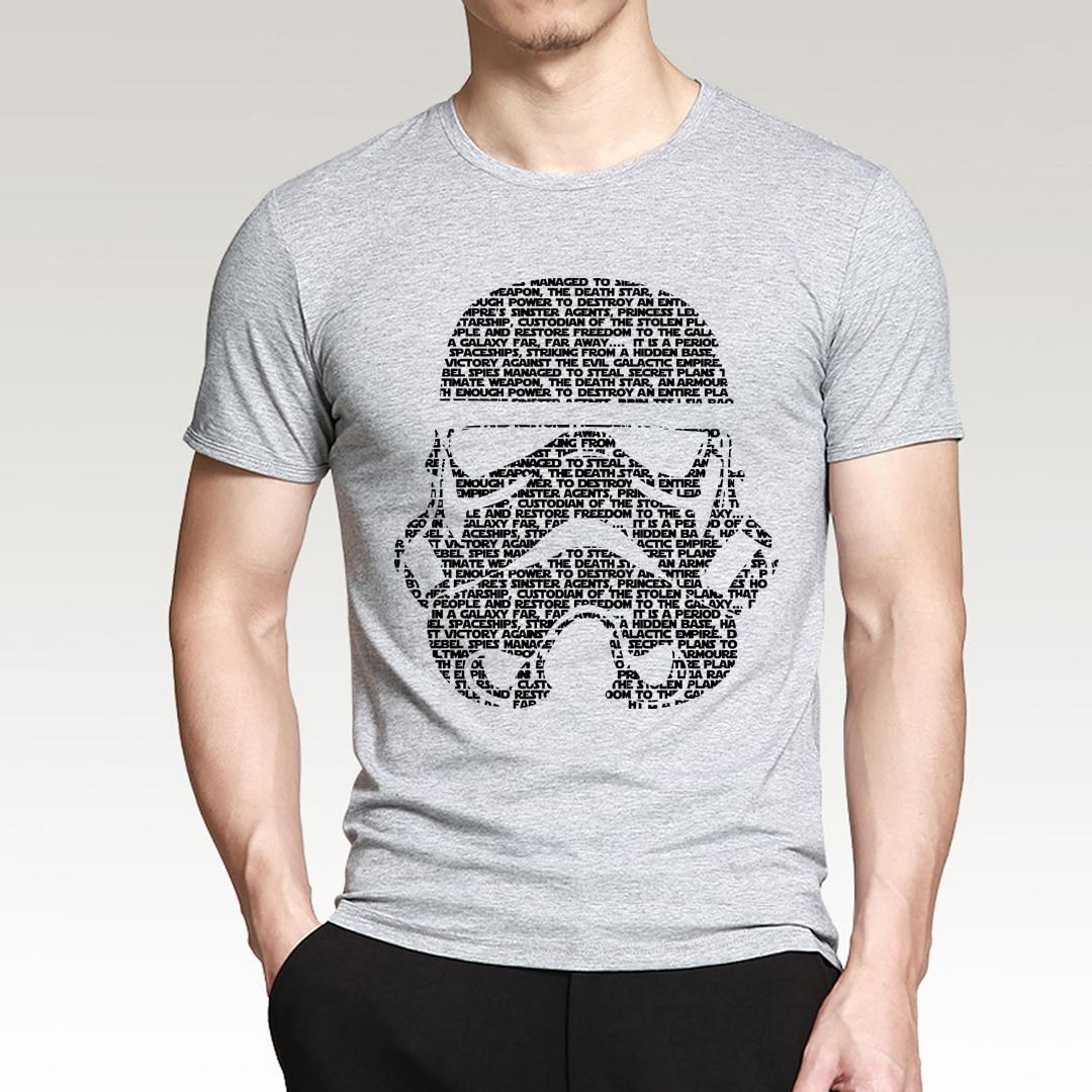 Star Wars Masks Words Hip Hop Tops Tee 4