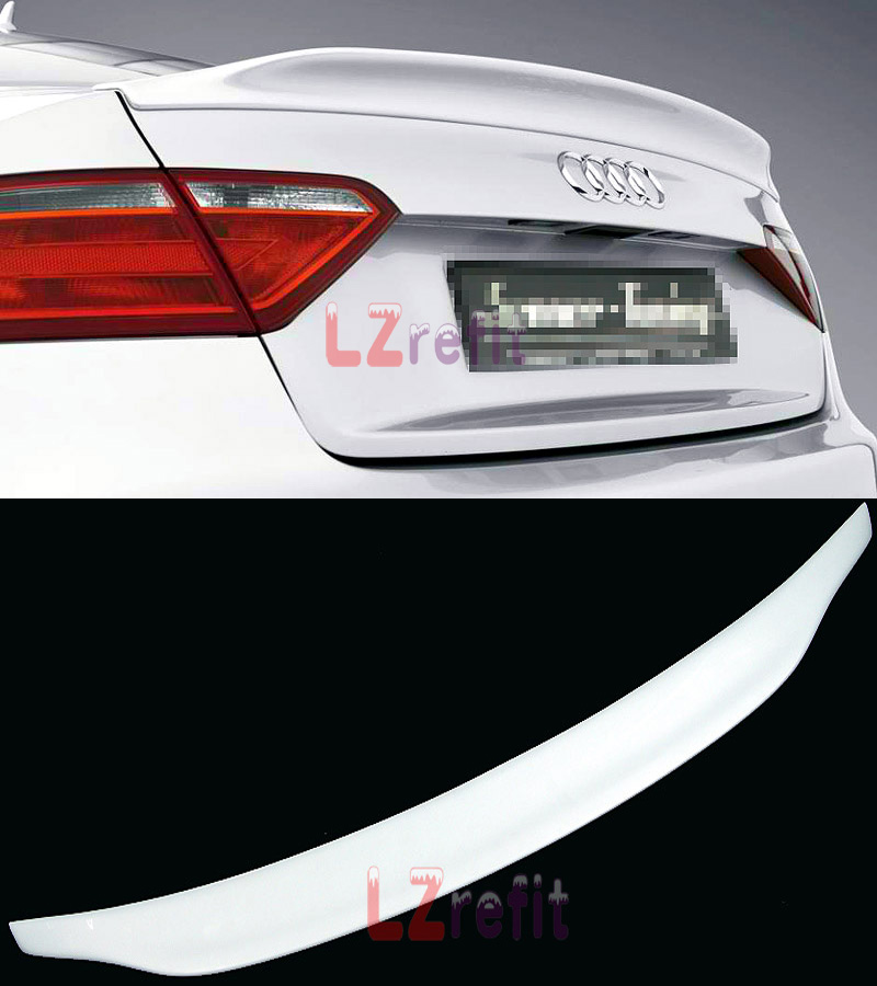 Aileron de coffre STYLE CA non peint pour AUDI A5 Sportback 4 portes 2012UP