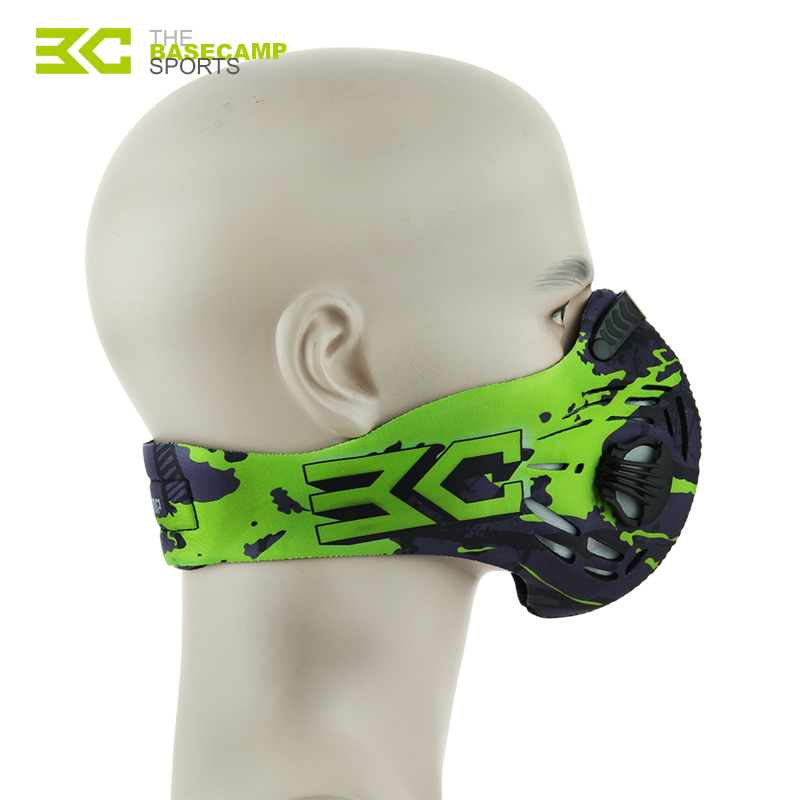 Free Size Air Filter Sport Face Mask Training Bicycle Cycling Half Face Mask Bike Running Jogging Free Size Air Filter Sport Face Mask Training Bicycle Cycling Half Face Mask Bike Running Jogging Facemask Anti Pollution Mask