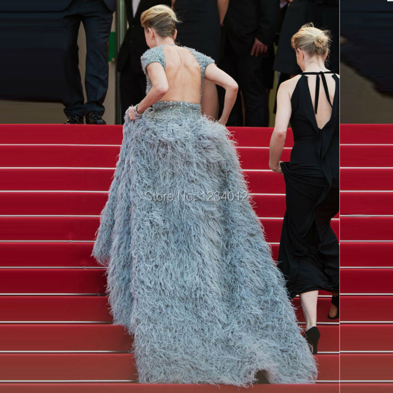 168th-cannes-Film-Festival-Luxury-Full-Feathers-Celebrity-dresses-naomi-watts-Formal-Gowns-V-Neck (3)