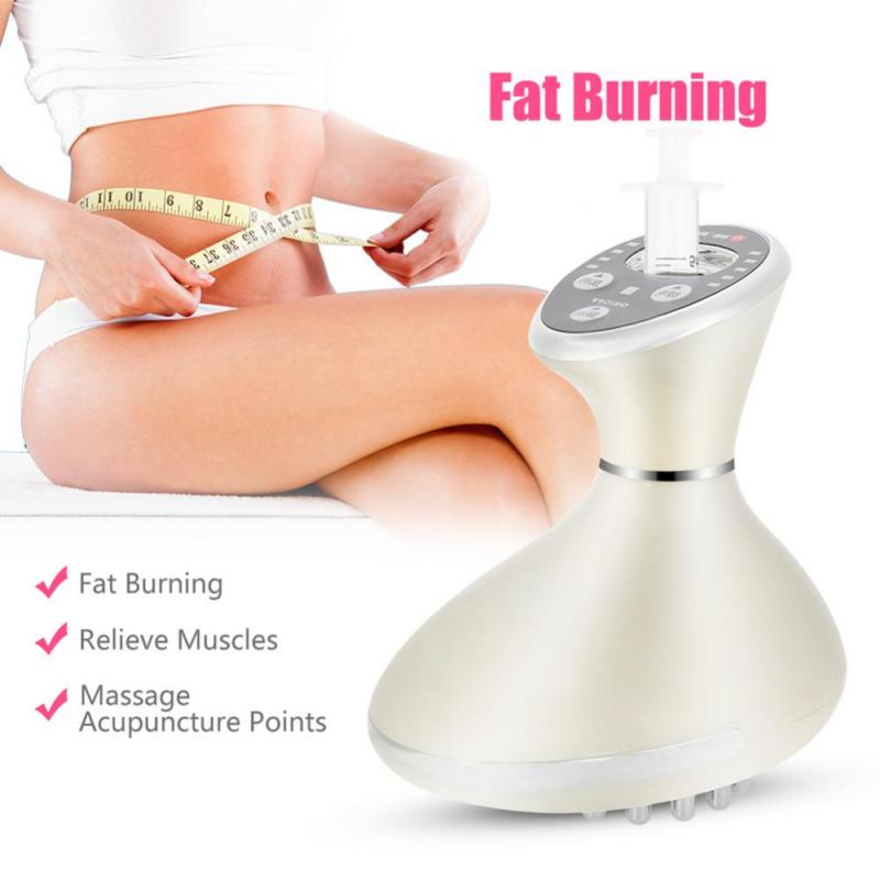 RF Ultrasonic Cavitation LED Photon Skin Lifting Slimming Device Beauty Machine Skin Tightening Weight Loss Fat Removal Device