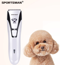 SPORTSMAN Pet Electrical Hair Styling Trimmer Hair Shaver Trimming Family Hair Trimmer for Canine Cat
