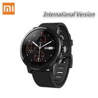 Huami Amazfit Smartwatch 2 International Version Xiaomi Watch GPS Xiaomi Chip Bluetooth 4 2 Bidirectional For