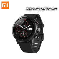 Huami Amazfit Smartwatch 2 International Version Xiaomi Watch GPS Xiaomi Chip Bluetooth 4 2 Bidirectional For