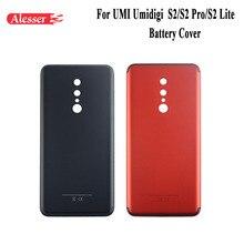 Alesser para umi umidigi s2 s2 pro s2 lite bateria capa com dissipação de calor substituição magro capa protetora da bateria caso