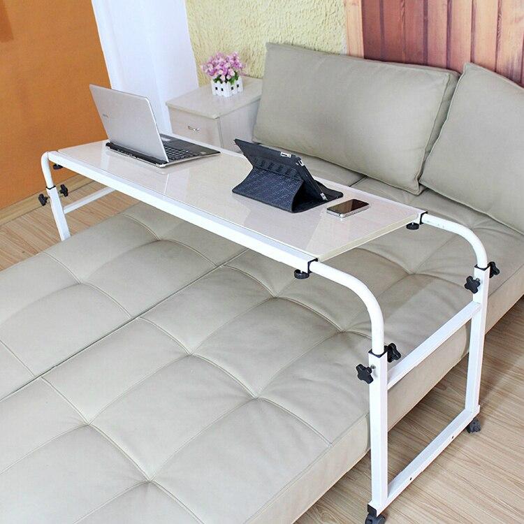 tigre p re paresseux lit double lit bureau bureau d 39 ordinateur mobile travers la table de. Black Bedroom Furniture Sets. Home Design Ideas