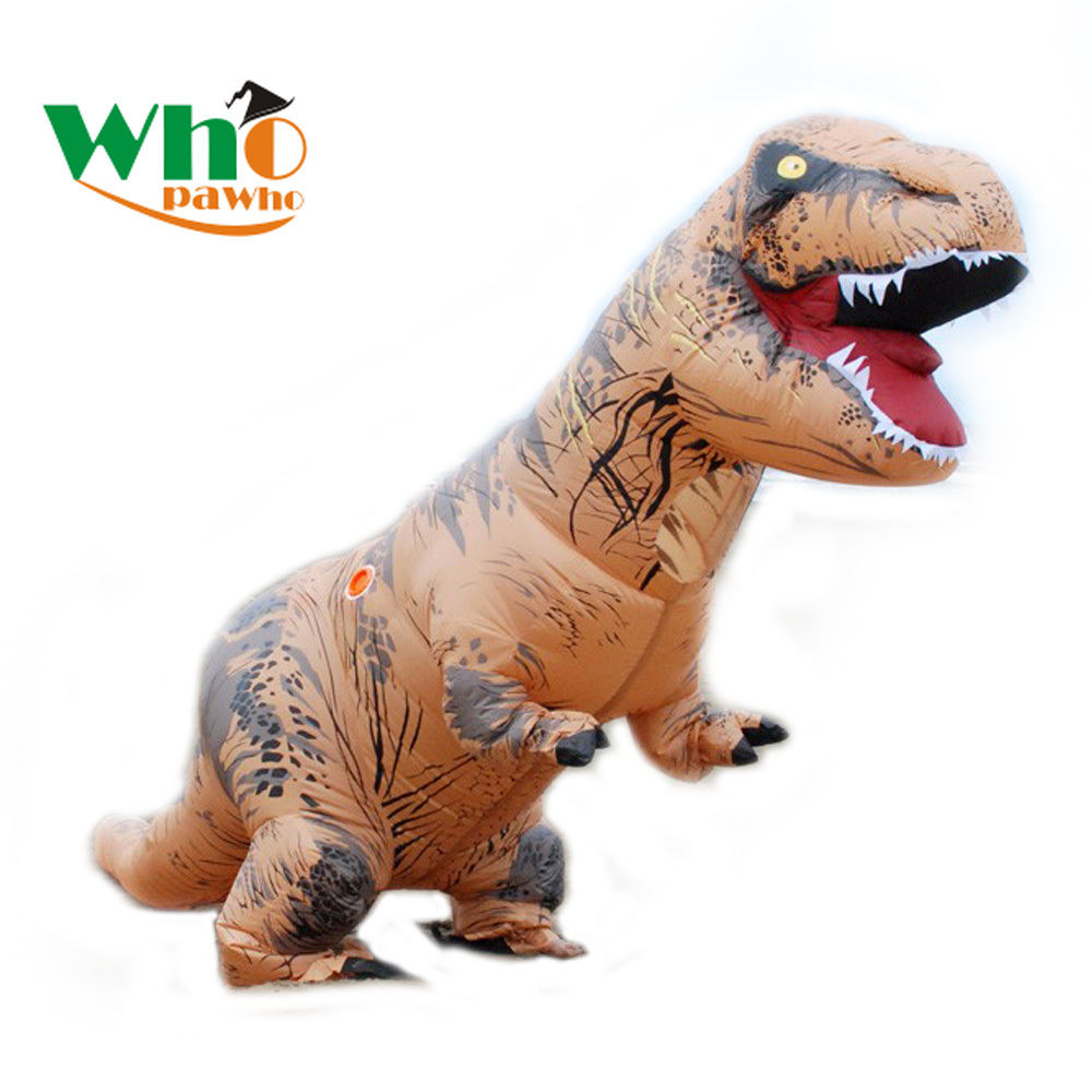 Inflatable Costume T Rex Costume Disfraces Adultos  Halloween Costumes For Women Anime Pikachu Cosplay