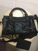 New Luxury vintage women Handbags S/M High Quality Designer Leather Shoulder Bags 2019 Zipper rivet Motorcycle Crossbody Bags