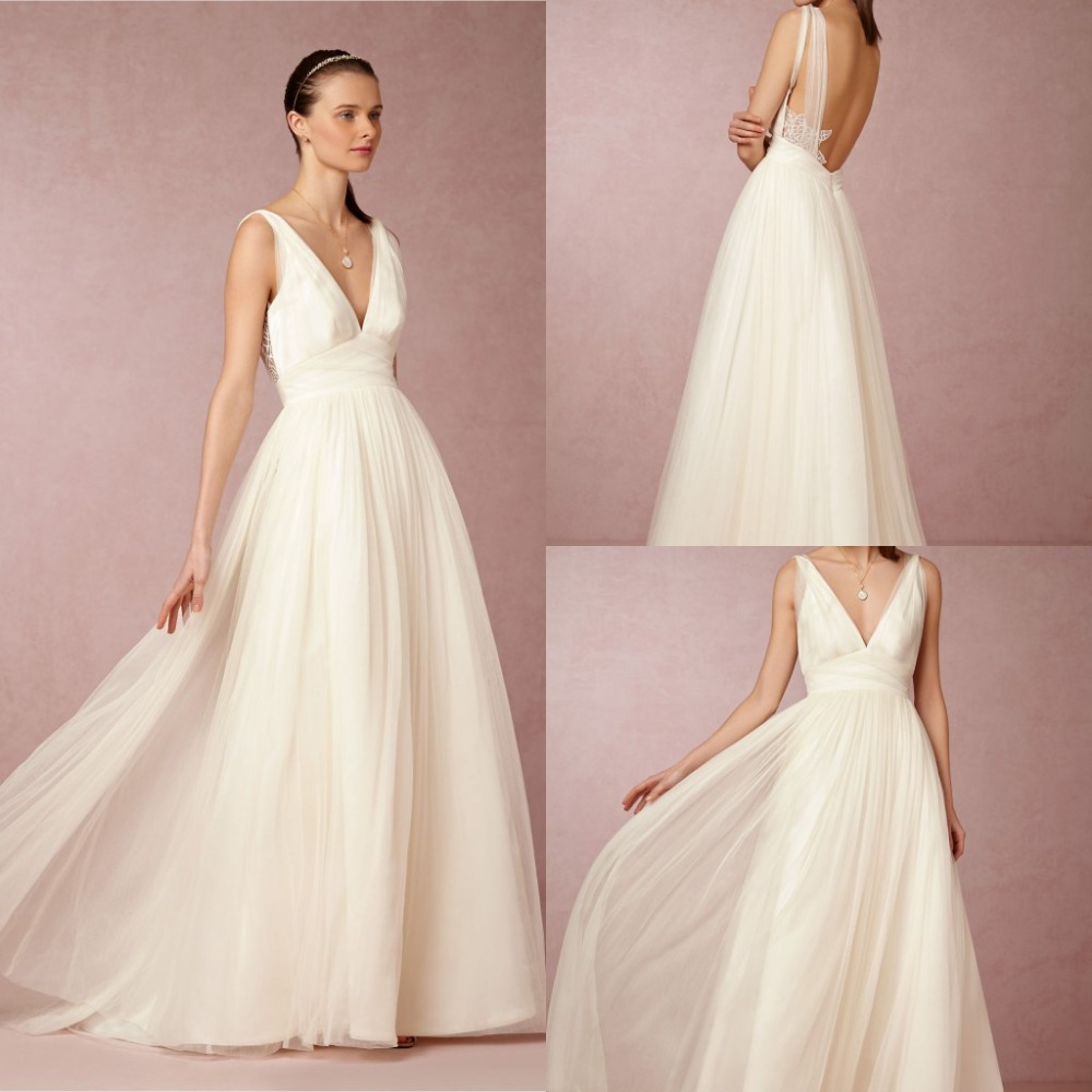 Popular plus size beach wedding high low buy cheap plus size beach 2017 spring tulle wedding dresses plus size a line beach applique backless tulle v necl under ombrellifo Gallery