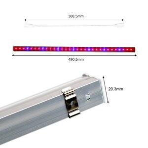 Image 3 - Fitolamp lâmpada led de crescimento espectro total, lâmpadas led de 5730, 50cm para plantas, para efeito hidroponia, sistema de lâmpadas phyto, tenda