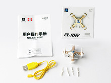 CX-10W Mini Flying Helicopter With Camera