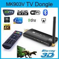 Mk903v RK3288 Android 4.4 ТВ-карты 4 ядра 1.8 ГГц 2 г/8 г XBMC HDMI 4 К * 2 К h.265 2.4 ГГц/5 ГГц двойной WIFI USB OTG Умные телевизоры плеер
